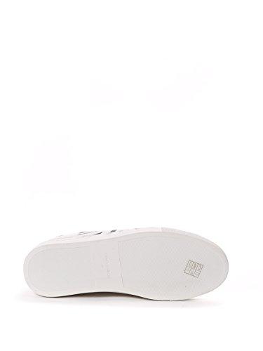 Crime London Sneakers Uomo 1126020 Pelle Bianco/Nero