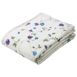 【まとめ 3セット】 オーシャンマイクロ掛敷兼用毛布(袋入) M80521835 B07KNTXDW5