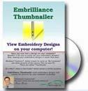 1 X Embrilliance Thumbnailer (CD version)