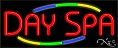 Day Spa Neon Sign - 13'' x 32'' (Day Spa Neon Sign)