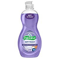 Soft Almond (3 Pk. Palmolive Ultra Soft Touch Dish Soap, Almond Milk and Blueberry - 10FL. Oz)