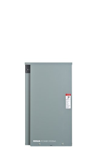 Kohler RXT-JFNC-200ASE 200 Amp Whole-House Indoor/Outdoor Service-Entrance-Rated Automatic Transfer Switch