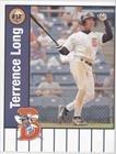 Terrence Long (Baseball Card) 1998 Press & Sun-Bulletin Binghamton Mets - [Base] #12 -
