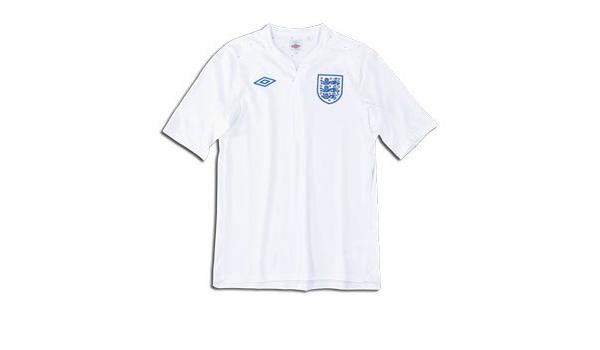 Umbro Inglaterra camiseta de la temporada 10/11, Multi Color ...