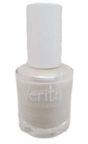 Verity Nail Lacquer - White Pearl C08