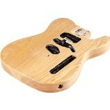 Fender USA Telecaster Body (Modern Bridge) - Natural Ash