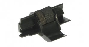 """Package of 2"" Victor 1208-2, 1210-3A, 1212-3a, 1220-4, 1225-3A and PL3000 Calculator Ink Roller, Compatible, Black and Red"