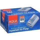- 20 - 60 Gallon Aquarium Air Pump by Aquaculture