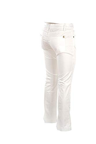 2019 Primavera Pantalone 33 Lpjbl016 Kaos Donna Bianco Estate 0HWXw