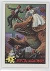 Nuptial Nightmare (Trading Card) 1988 Topps Dinosaurs Attack! - [Base] #9