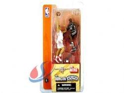 McFarlane Yao Ming v. Tim Duncan NBA 3