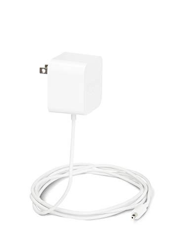 Amazon Echo Power Adapter 15W White: Echo Dot (3rd Gen), Echo Dot with Clock, Echo Show 5, Echo Spot