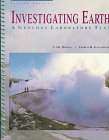 Investigating Earth : A Geology Laboratory Text, Wiswall, C. Gil and Fletcher, Charles H., III, 0697266737