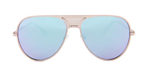 5614a1142c Quay Australia ICONIC Women s Sunglasses Kylie Oversized - Import It All