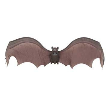 Realistic Bat with Flapping Wings - Sound Activated