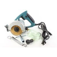 Marble Tile Cutter Saw 4 1/2 Electric Wheel Tool DIY 120v 1200 watt 11,800 RPM (60 Hz Tile Saw)