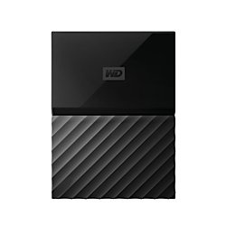 WD 2TB My Passport for Mac Portable External Hard Drive - USB-C/USB-A Ready - WDBLPG0020BBK-WESE by Western Digital