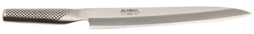 Global G-11 Yanagi Sashimi Knife, - 10 Sashimi Knife