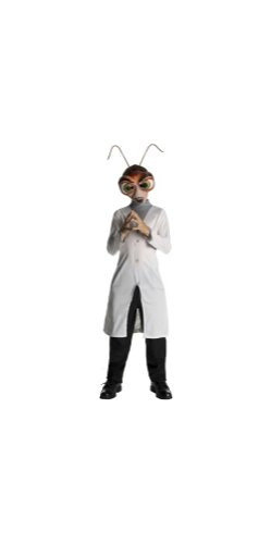 Monster Vs. Aliens Dr Cockroach Costume - Child Costume - Small ()