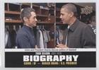 Ichiro Suzuki; Barack Obama (Baseball Card) 2010 Upper Deck - Season Biography #SB-118