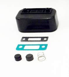 B - B3800 con Filtro dAria B Kit di Manutenzione Completo per gruppo pompante a pistoni B2800 Original Parts 8973037620