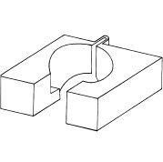Dynabrade 52296; repair collar [PRICE is per PART]