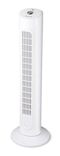 Duracraft Oszillierender Turmventilator, 4, DO1100E