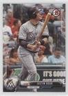 Justin Bour (Baseball Card) 2017 Bowman - [Base] #95