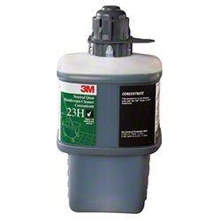 3M 23552 Neutral Quat Disinfectant, Commercial-strength Twist & Fill 3M 23H Quat Disinfectant, Attacks Dangerous Viruses & Spores - 2L (ea)