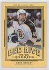 Mark Stuart #61/100 (Hockey Card) 2006-07 Upper Deck Bee Hive - [Base] - Matte #106