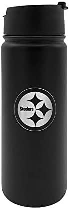NFL Pittsburgh Steelers Executive Water Tumbler, 18-Ounce