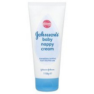 Johnson's Baby Nappy Cream 2 x 110g Fixbub 71534++