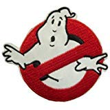(2pcs BABY GHOST Iron On Patch Applique Motif Children Halloween Decal 3.1 x 2.8 inches (7.8 x 7)