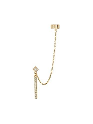 G by GUESS Women's Gold-Tone Linear Ear Cuff