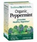 Traditional Medicinals Herbal Tea Organic Peppermint - 16 Tea Bags