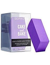(SEPHORA COLLECTION Cake and Bake Liquid and Powder Makeup Sponge)