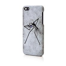 iPhone 5 Tim Burton Clip Case - Nightmare Before Christmas