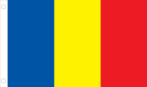 Cheap Allied Flag Outdoor Nylon Romania United Nation Flag, 4 by 6-Feet