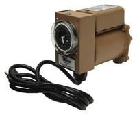 Taco 006-BC4-PNP Bronze Circulator Pump 1/2-Inch Sweat with Line Cord and Analog Timer ()