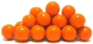 Sixlets Orange -1 Lbs]()