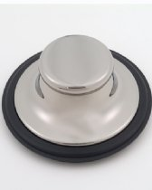 Jaclo 2817-ORB Garbage Disposal Stopper, Oil Rubbed Bronze, Oil Rubbed Bronze