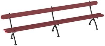 Hornby - Skaledale Street Life Collection - Benches x 2