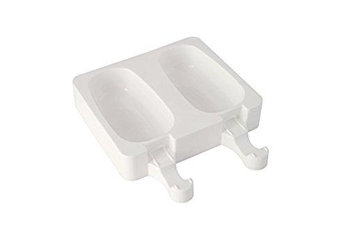 Bag Bar Ice Cream - Silikomart Silicone Easy Ice Cream Bar Mold, Set of 2, Classic