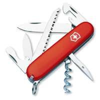 Swiss Army Camper Knife (Swiss Army 56301 Camper Knife, 3-1/2, Red)