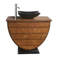 Avanity Legacy 40 in. Vanity Only Golden Burl finish