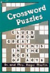Crossword Puzzles Acts, Roger Martin, 0873981332