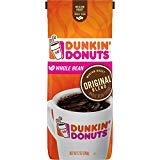 Dunkin' Donuts Coffee, Original Blend Medium Roast Whole Bean Coffee, 12 Ounces, 6 Count – PACK OF 2