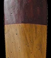 Lifeboat Oar in Brown Tones by Authentic Models (Image #2)