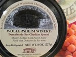 Wollersheim Cheese Spread - Domaine du Sac Cheese 8 oz.