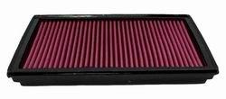 K&N ENGINEERING 33-2270 Air Filter; Panel; H-1 in.; L-6.375 in.; W-10.75 in.;